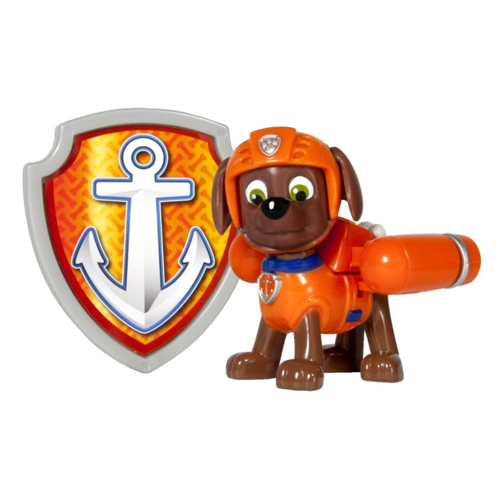 Paw Patrol Action Pack, Zuma