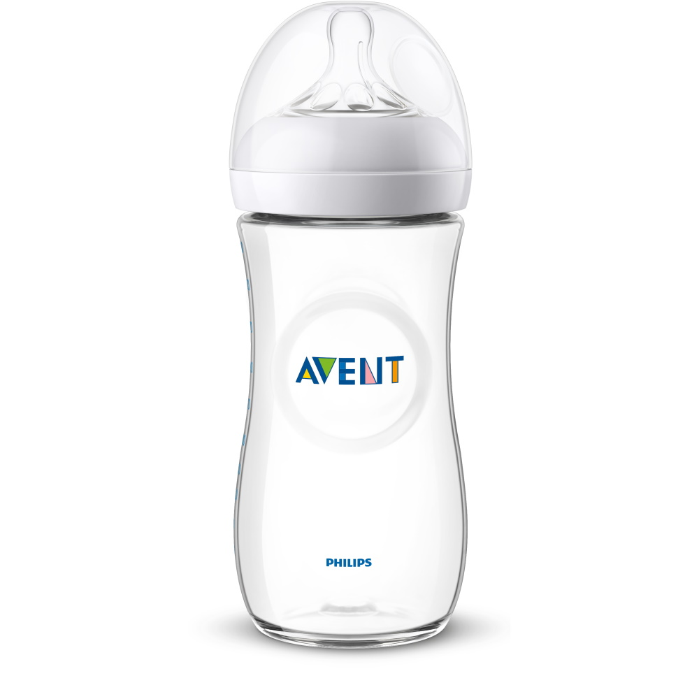 Philips AVENT Sutteflaske Natural v.2, 330ml