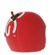 EGG Helmet add-on, Fruitstalk