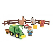 John Deere First Little Farm - Playset
