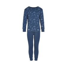 CeLaVi Pyjamas Dreng Dress Blue