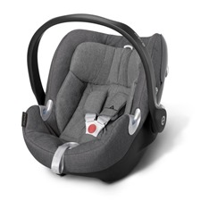 Cybex Aton Q Plus, Manhattan Grey