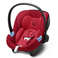Cybex Aton M i-Size, Rebel Red