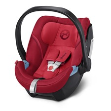 Cybex Aton 5, Rebel Red
