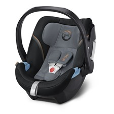 Cybex Aton 5, Pepper Black