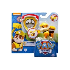 Paw Patrol Action Pack Pups, Rubble