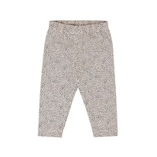 Kids Up Leggings Vigga Prik, Rosa