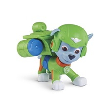 Paw Patrol Air Force Pups, Rocky