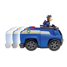 Paw Patrol Deluxe Vehicle m. pup, Chase